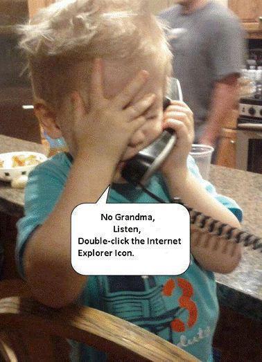 internet baby