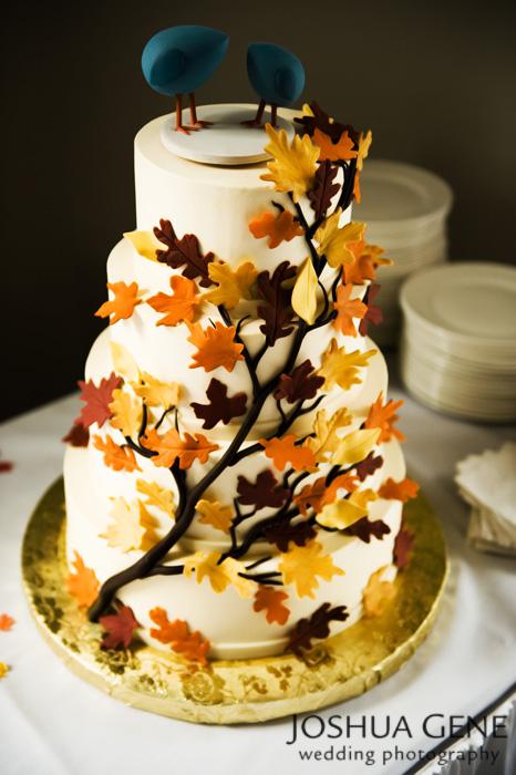 3 leaf cake