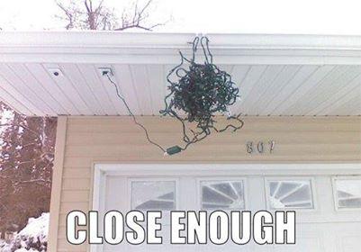 close enough lights