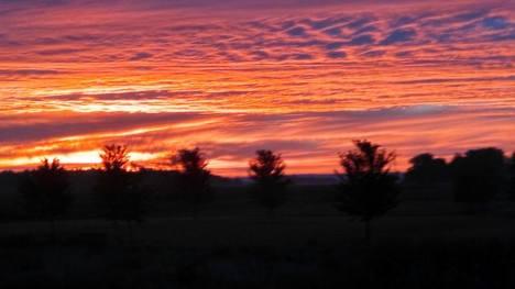 Sept Sunrise