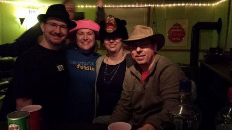 hat party 2