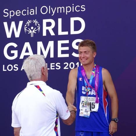 10000m podium 3