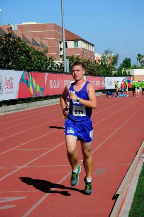 10000m run 1