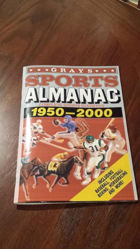 grays almanac
