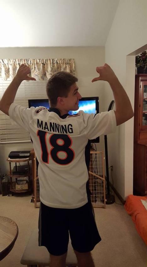 Alex Manning